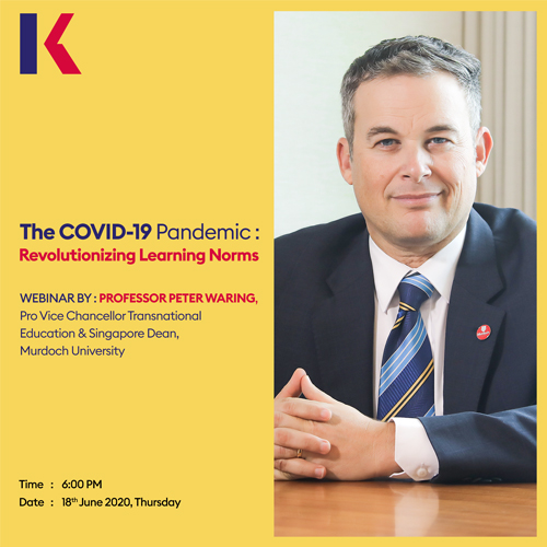 The COVID-19 Pandemic: Revolutionizing Learning Norms